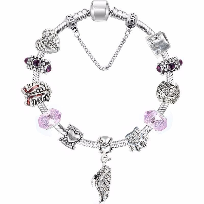 bracelet femme style pandora