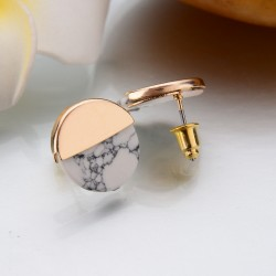 boucles d'oreilles de type « puce » ou « clou » Candy Bijoux